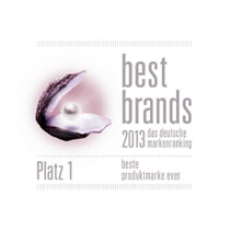 best brands award 2013