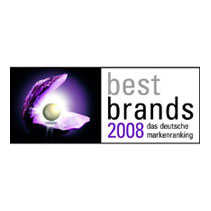 best brands award 2008