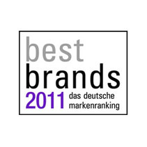 best brands award 2011