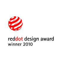 Red dot design award 2010