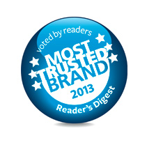 Most trusted brand 2013 award Miele consumer trust household kitchen appliances