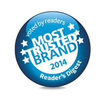 most trusted brand 2014 award Miele consumer trust household kitchen appliances