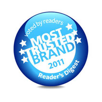 Miele most trusted brand 2011 award home appliance