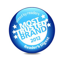 Miele most trusted brand 2012 award household kitchen appliances