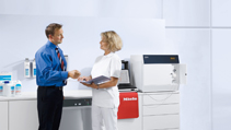 Miele Professional Ireland Commercial spare parts contact information