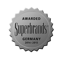 Miele Superbrands 2014/2015 award excellent brand management