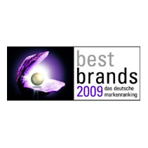best brands 2009 award Miele best corporate brand