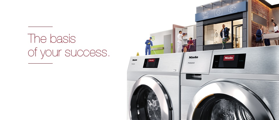 Miele's new range of high quality and high speed tank dishwashers