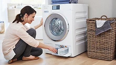 thin washing machine