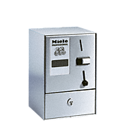 C 4070 EUR WM 1 machine payment system - stainless steel