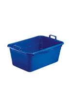 WW 45 B Laundry tub, blue