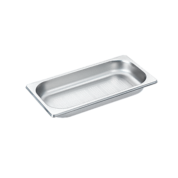 DGGL 1 - Perforated steam cooking containers For all DG steam ovens except DG 7000. --Stainless steel