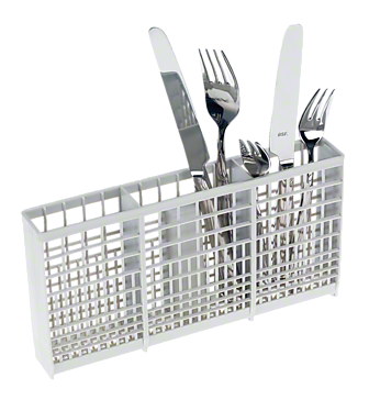 GBU - Small cutlery basket for lower basket For bulky items such as cake servers and whisks.--NO_COLOR
