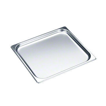 DGG 11 - Unperforated steam cooking container for cooking food in gravy, stock, water (e.g. rice, pasta).--NO_COLOR