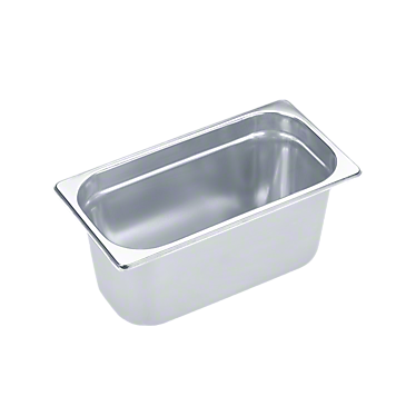DGG 9 - Unperforated steam cooking container For all DG steam ovens except DG 7000. --NO_COLOR