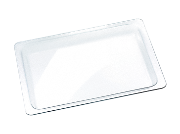 HGS 100 - Genuine Miele glass bowl for shorter baking times.--NO_COLOR