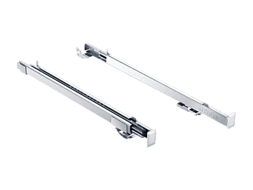 HFC 50 - Original Miele FlexiClip fully telescopic runners For flexible, customised use of your oven.--NO_COLOR