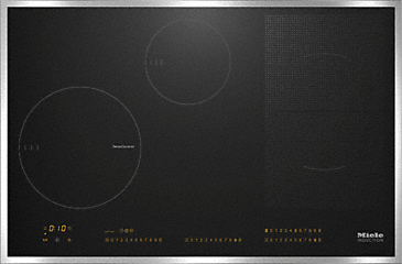 KM 6629-1 - Induction hob with onset controls with TempControl for perfect frying results--NO_COLOR