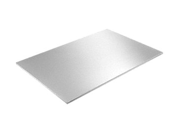 DE-CS6-85 - Appliance lid Cover for top of machine incl. side unit, 60 cm deep, 90 cm wide.--Stainless steel