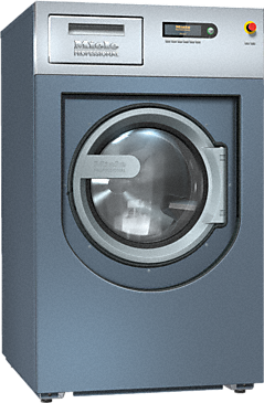 PW 413 [EL WEK] - Washing machine, electrically heated With powder detergent dispenser.--Octoblue