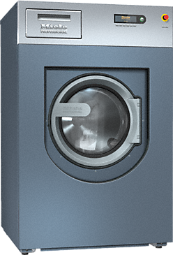 PW 418 [EL WEK] - Washing machine, electrically heated With powder detergent dispenser.--Octoblue