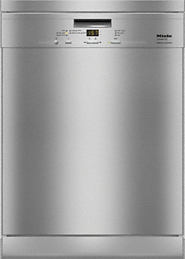 G 4940 SC Front Jubilee - Freestanding dishwashers with 3D cutlery tray for maximum convenience at an attractive entry level price--Stainless steel/CleanSteel