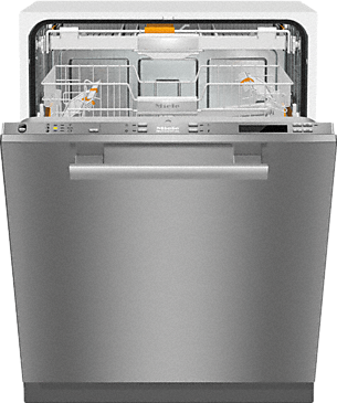 PG 8133 SCVi - Fully integrated XXL dishwasher with 3D+ cutlery tray For large amounts of crockery in households, office tea rooms and utility areas.--NO_COLOR