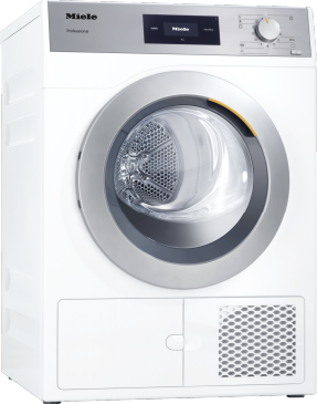 PDR 507 [EL] - Vented dryer, electrically heated with extremely short programme durations. Capacity 7,0 kg in 46 minutes.--Lotus white