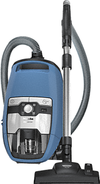 Blizzard CX1 Series 120 PowerLine - SKRF3 - Bagless cylinder vacuum cleaners with EcoTeQ floorhead for energy efficient vacuuming with maximum cleaning.--Tech Blue
