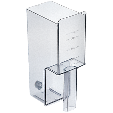 8408310 - Water container For steam ovens --NO_COLOR