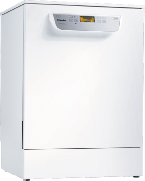 PG 8057 TD [MK HYGIENEplus] - Freestanding fresh water dishwasher With baskets, for all locations with high hygiene requirements.--white casing