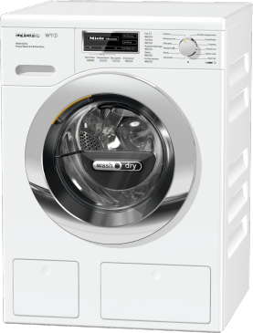 WTH120 WPM PWash 2.0 & TDos - WT1 washer-dryer