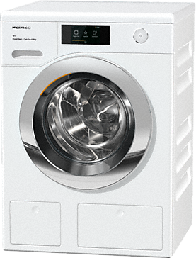 WCR860 WPS PWash2.0&TDos XL&WiFi - W1 Front-loading washing machine