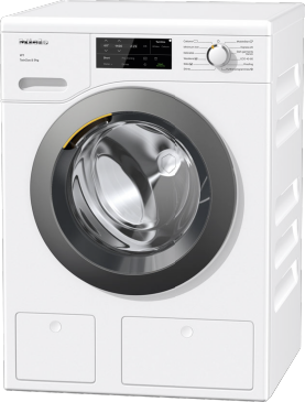 WCG660 WCS TDos&9kg - W1 Front-loading washing machine